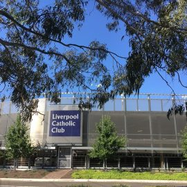Liverpool Catholic Club Car Park