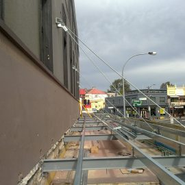 Empire Hotel Awning Annandale