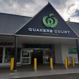Quakers Court Shopping Centre