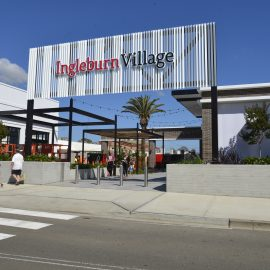 Ingleburn Shopping Centre